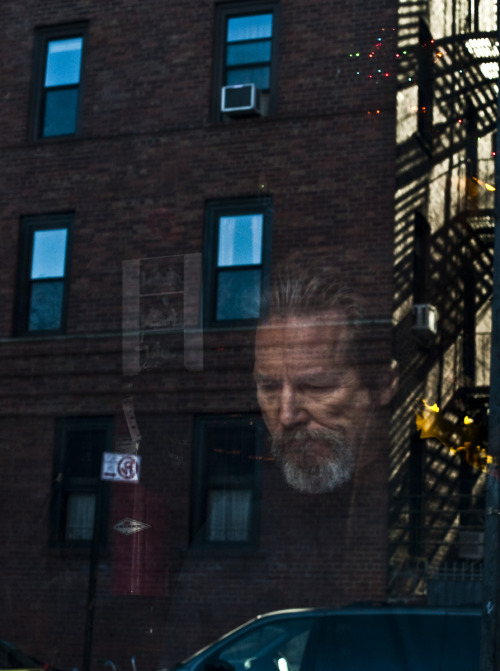 Jeff Bridges by Peter van Agtmael