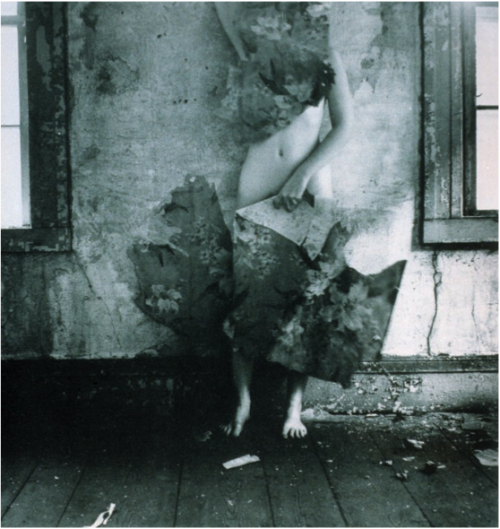 Francesca Woodman, From Space, 1975 - 78.