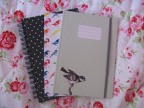 stationerylove:  Stationery (di Rabbit hearted girl)