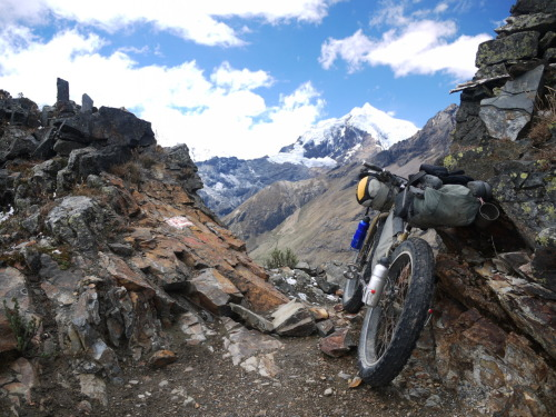 Won't be long before I embark in similar journey across the Andes. Just need to figure out whether I should stick with the Thorn, or get a Pugsley, feeling the Pugsley love already…