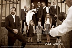 Dolce & Gabbana celebrates Italian cinema enlisting six Italian actors to appear in the men's spring campaign - Francesco Scianna, Filippo Nigro, Primo Reggiani, Beppe Fiorello, Thomas Trabacchi and Chiara Francini Shot by Mariano Vivanco