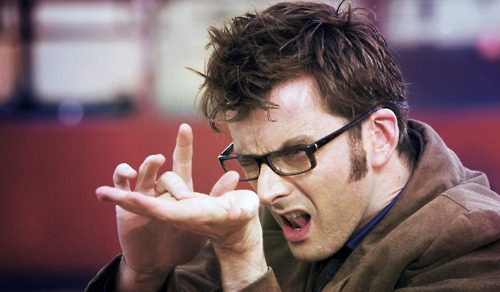 Oh, Tennant, I miss you.