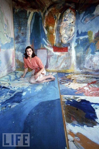 hyperallergic:  Pioneering Abstract Artist Helen Frankenthaler Dies at 83