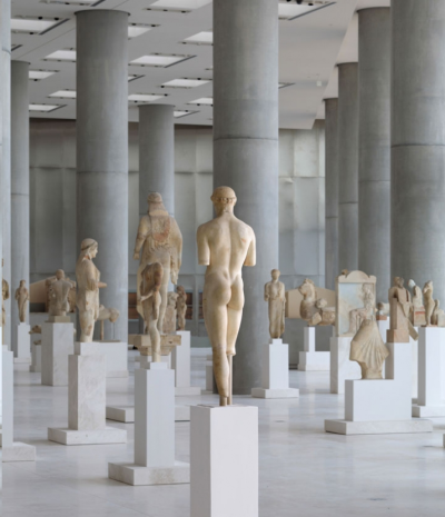 theabsolution:    The New Acropolis Museum in Athens, Greece