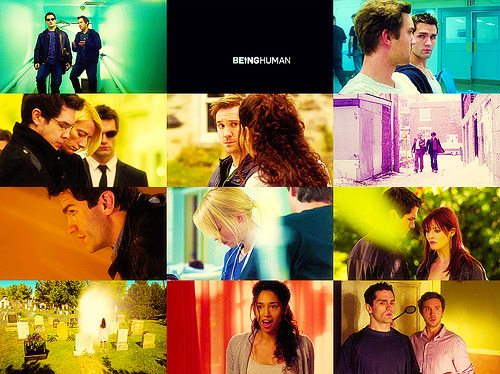 "BEST OF TV (2011 EDITION) | 10 Favourite New Shows » Being Human (US)  ""We're all hiding something, aren't we? From the moment we wake, look in that mirror, all we do is spin our little lies, suck in that gut, colour that hair, twist off that wedding ring. And why not? What's the penalty? What are the consequences, really? ""I'm only human,"" you say, and all is forgiven. But what if some cruel twist of fate makes you something else, something other? Who forgives you then?"""