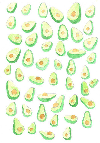 tropiqal:  run-further:  justanotherhealthykat:  And because avocados…