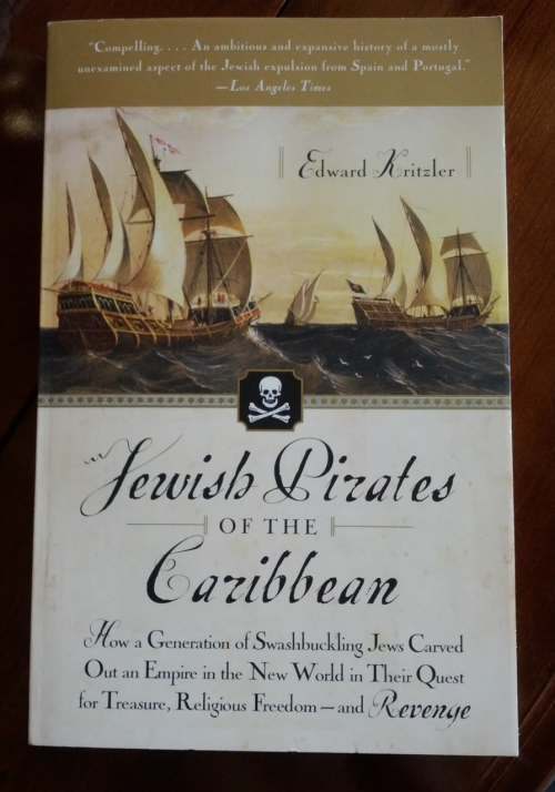 Jewish Pirates of the Caribbean Best part? It's a work of non-fiction.