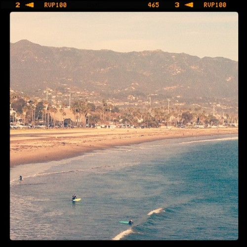 Santa Barbara is a paradise  (Taken with Instagram at Santa Barbara, CA) I can't believe I used to live here! Back to Boston reality shortly.