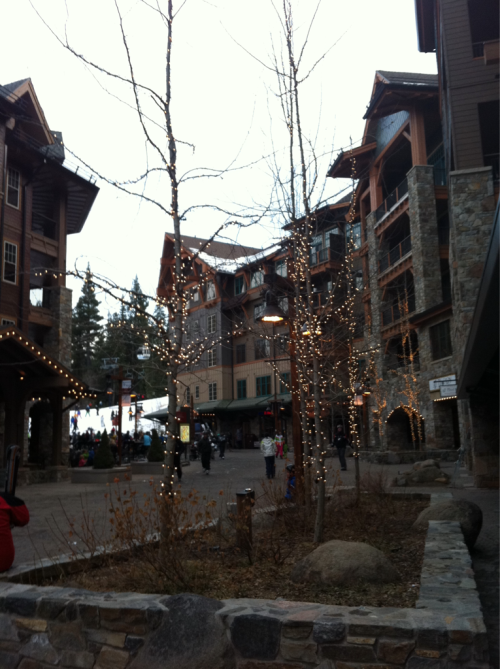 At northstar.