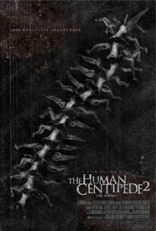 "I am watching The Human Centipede II: Full Sequence                   ""ay dios""                                Check-in to               The Human Centipede II: Full Sequence on GetGlue.com"