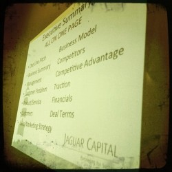 Presentation @INcubesTO (Taken with Instagram at INcubes)