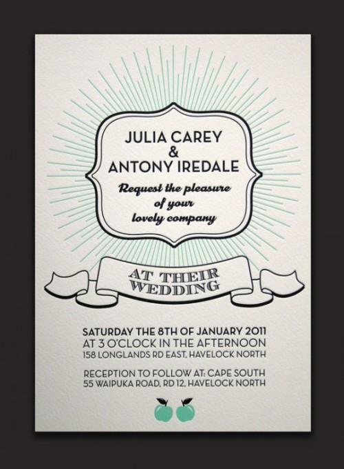 (via Blush°° Bespoke & custom letterpress printing in the UK» Blog Archive » Tactile Wedding Invitations)
