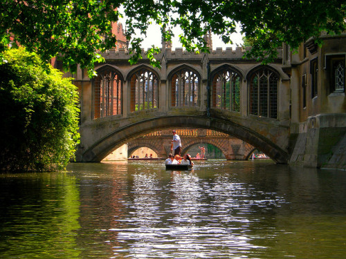 georgianadesign:  Cambridge by Globalviewfinder.