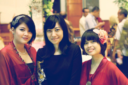 at amel wedding :)