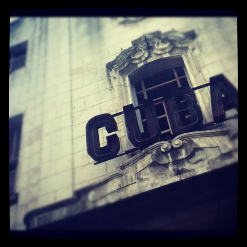 #cuba #havana  (Taken with instagram)