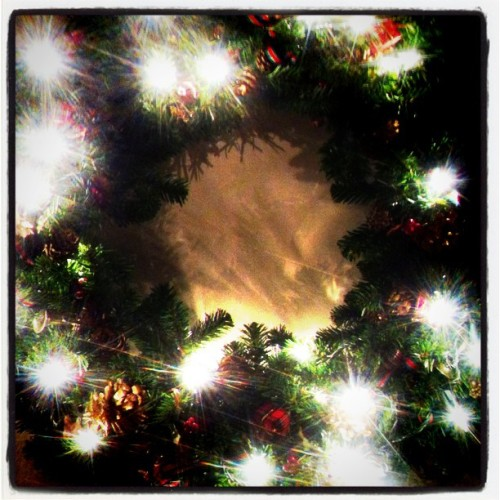 [Christmas] (Taken with instagram)