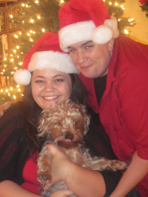 One of our christmas card photos =]