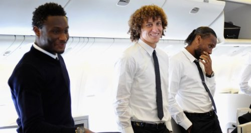 "fernando94luiz:  ""We have a lot of drinks and a big table for the food with the family and friends altogether. They all come to party together, in the Brazilian way. This is Christmas, I want to be there but it is not possible! I know here you eat turkey but in Brazil it is summer and very different. There is a lot of fruit because it is so hot. In Brazil I give a big party for 1,000 kids in my city, and am giving them presents. It makes me very happy to help the kids, and it's very important to me at Christmas. Most kids at midnight on the 24th open their presents, like in many countries.""——David Luiz"