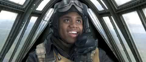 "Tristan Wilds in ""Red Tails"" - 1.20.12"
