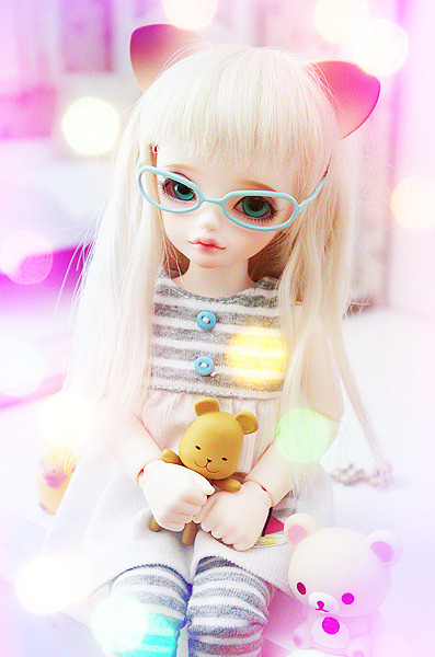 kawaii nekogirl by Cyristine on Flickr.
