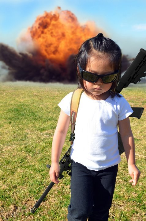(via What I imagine everytime my daughter wears my oakleys : reddit pics)