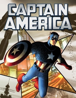 I am reading Captain America                                                  804 others are also reading                       Captain America on GetGlue.com