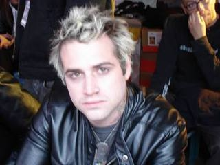 Johnny Christ:  Avenged Sevenfold  Johnny's adorable! ^^