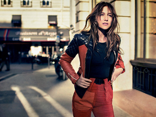 Charlotte Gainsbourg…heart-stopping
