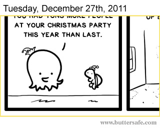 Saddest Turtle's Christmas Party