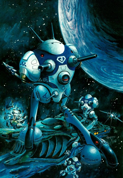 11200:  The Zentraedi, Robotech Masters, Invid Mecha