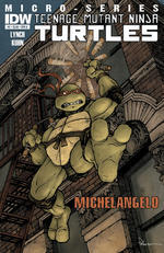 (via Preview: Teenage Mutant Ninja Turtles: Micro-series #2 - Comic Book Resources)