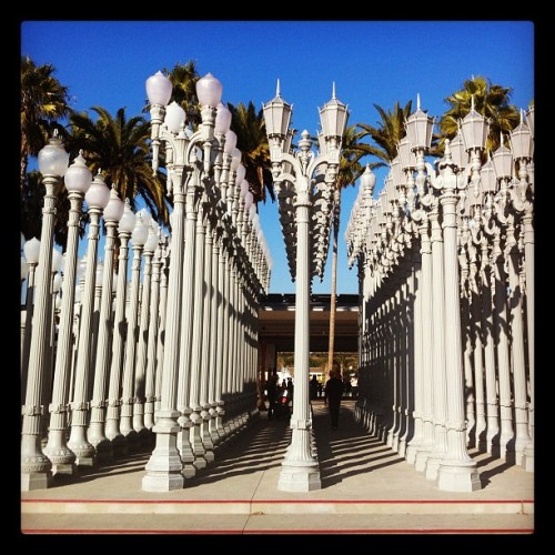 LACMA (Taken with instagram)