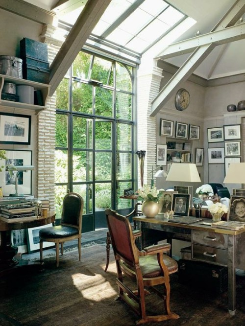 Beautiful work space via pinterest