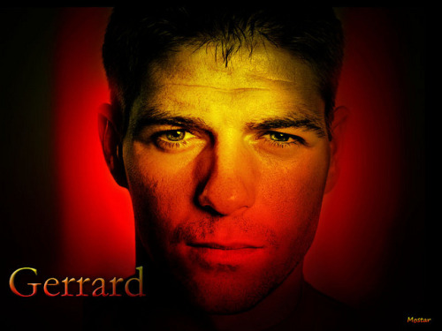 "Steven Gerrard ""Welcome back Captain"""