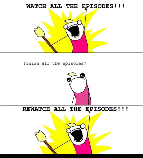 doctorwho:  What to do between Series 6 and Series 7.