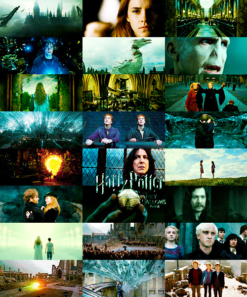 paratrooped:   Movies I enjoyed in 2011 |Harry Potter and the Deathly Hallows Part 2