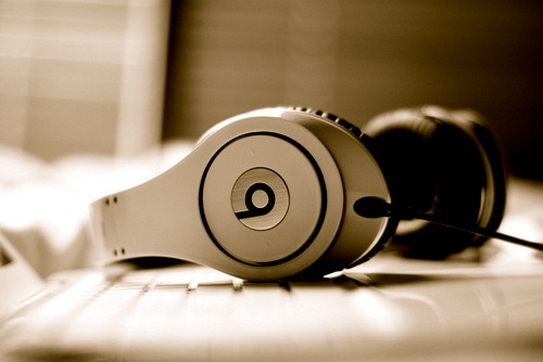 Great photo of the Beats :)