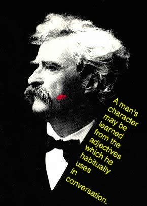 Quote 6 from AFS: Mark Twain