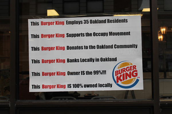 itsthemusicpeople:  fuckyeahprotest:  occupy oakland  so don't break our windows when shit goes down, cool?