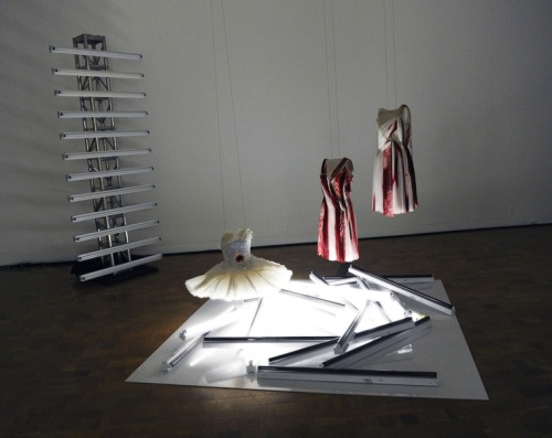 Art: Rodarte @ MOCA (Source: Stylecaster)