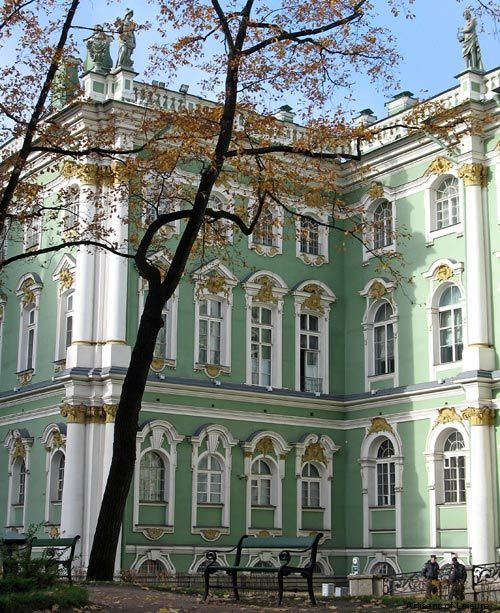 aladyinchicago:  A hermitage in St. Petersburg… because I'd love to visit Russia someday.