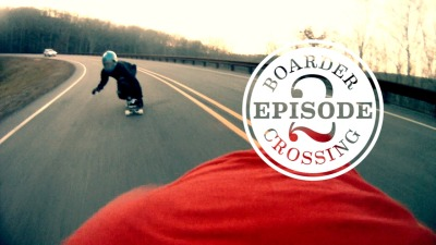 So stoked on how Episode 2 of BOARDER CROSSING is turning out. We pick up one more OKC skater, Mac, and headed over into Arkansas for some three minute highway runs and then into Devils Den State Park for a five minute ride through seven hairpins. Oh and then a four minute ride over 50mph. Gonna be siccck.If you haven't seen Episode 1, be sure to check it out: BOARDER CROSSING Ep. 1