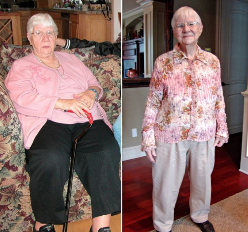 There is Hope!!! Meet Eileen.. She lost 110 lbs on program and is 93 yrs Young!! Who in your life needs our program that you want to keep around a lot longer? Its never to late to make the Choice to start getting Healthy.  Message me.  Results may vary.