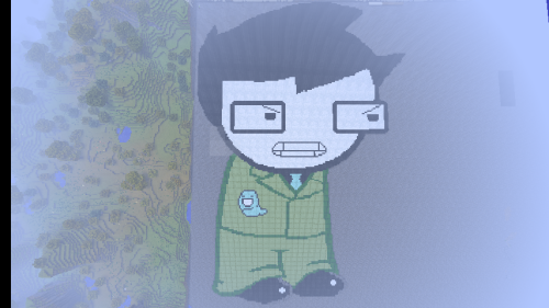 The John my brother made in minecraft around 6 months ago.