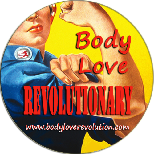 EVERYONE! Its just about time for the 2012 Body Love Revolutionaries Telesummit!! (click the link!) The telesummit runs from Jan 31st - Feb 28th and is FREE with registration!!  I will be speaking Thursday, February 23rd at 3PM EST/2PM CST/1PM MST/Noon PST/9AM HAST/7PM London/6 AM Sydney  about  FAT/QUEER INTERSECTIONS with  the beautiful and talented Bevin Branlandingham and  Charlotte Cooper! I hope you all can make it, it should be really great!!