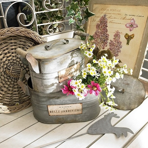 "thelittlecorner:  The Little Corner ~""Belle Jardiniere"""