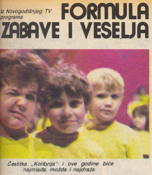 TV program za doček 1985-e