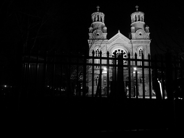 sharesef:  The Church of Saint Raymond  Bronx, NY on Flickr.© Sharese Ann Frederick
