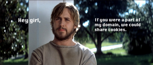 Ryan Gosling: actor, model, web analyst #measure