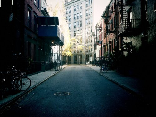 foryounotthem:  December 28, 2011 | West Village, NYC